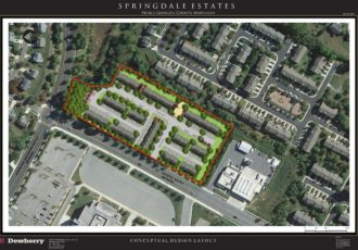 Springdale Estates Rendering